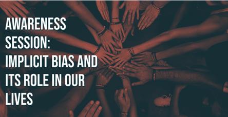 Awareness Session implicit bias