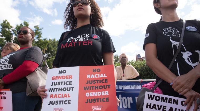 racial justice march
