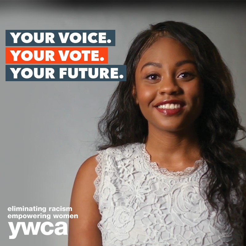 your voice, your vote, your future