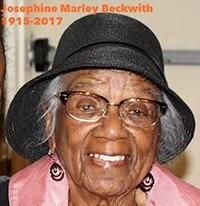 Josephine Marley Beckwith