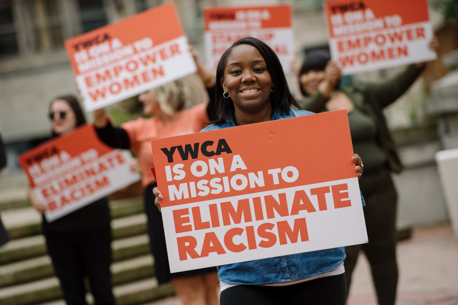 ywca on a mission to eliminate racism